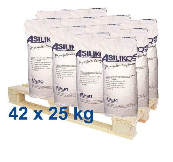 ASILIKOS Strahlmittel 0,2-1,0 mm 1050 kg