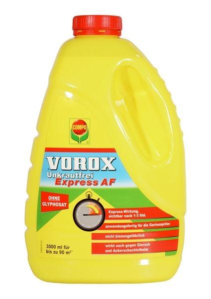 COMPO VOROX® Unkrautfrei Express AF 3 l