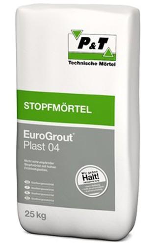 EuroGrout® Plast 04 Stopfmörtel 25 kg