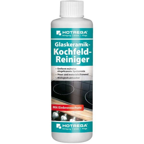 HOTREGA® Glaskeramik-Kochfeld-Reiniger 250 ml