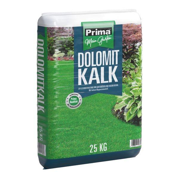 Prima® Dolomitkalk 25 kg