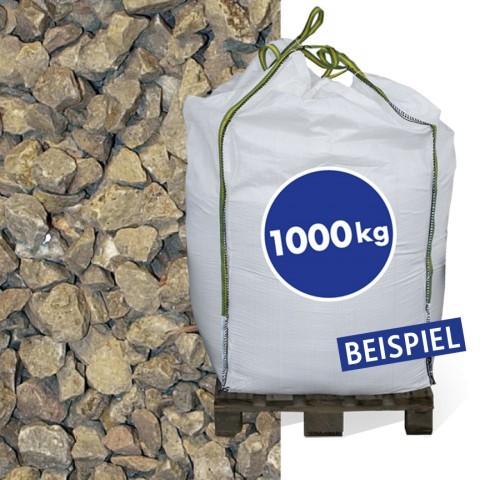 Kalksplitt Latte Macchiato 16-32mm 1.000kg Big Bag