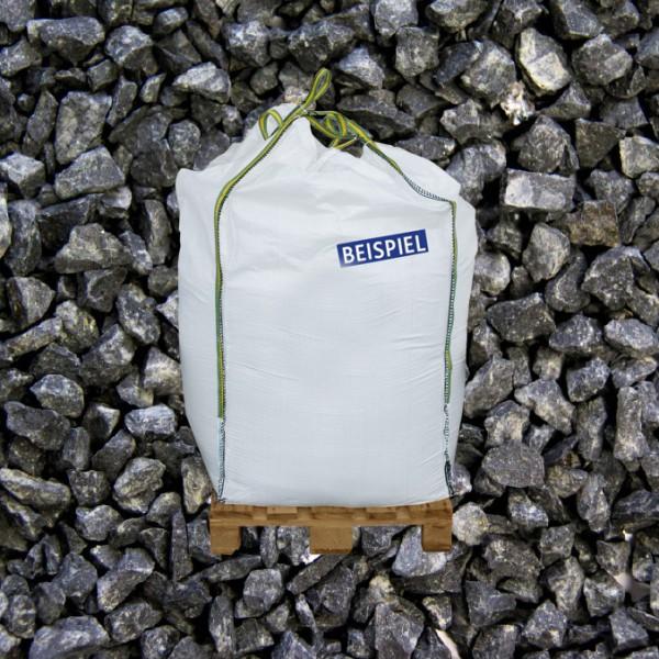 Basaltsplitt Eifelschwarz 5-8 mm 600kg Big Bag