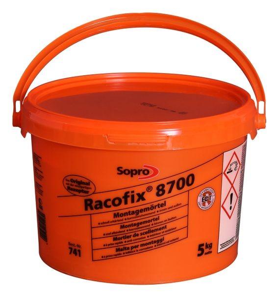 Racofix® 8700 Schnellmontagemörtel 5 kg