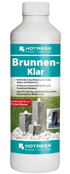 HOTREGA® Brunnen-Klar 500 ml
