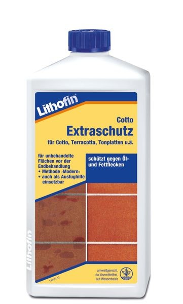 Lithofin® Cotto Extraschutz 1 l