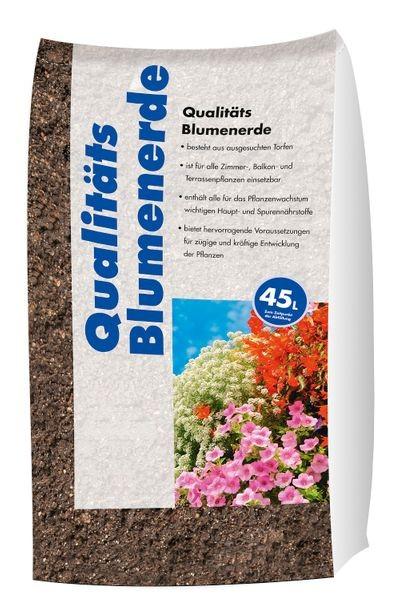 Hamann Qualitäts-Blumenerde 45 l