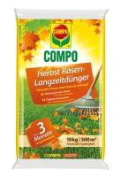 COMPO Herbst Rasen-Langzeitdünger 10 kg