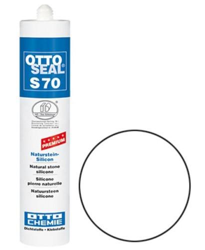 OTTOSEAL® S70 Premium-Naturstein-Silicon 310 ml - Weiß C01