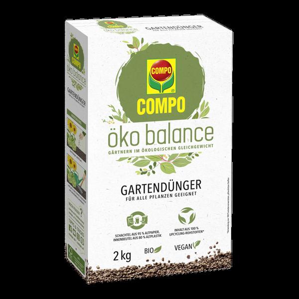 COMPO öko balance Gartendünger 2 kg