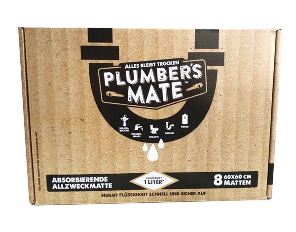 Plumber's Mate - Absorbierende Allzweckmatte