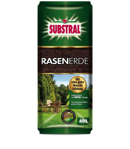 SUBSTRAL® Rasenerde 40 l