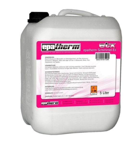 epatherm® etx Schimmel-Ex 5 l