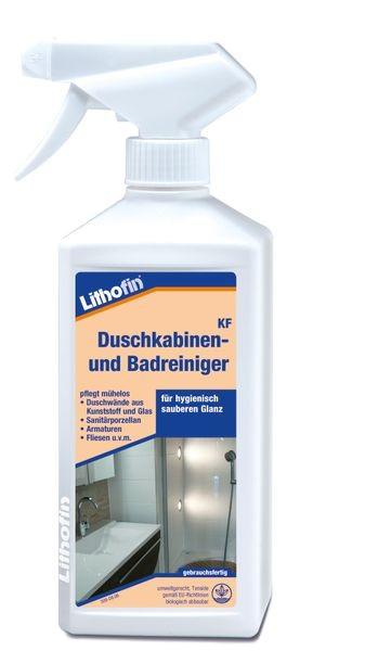 Lithofin® KF Duschkabinen- und Badreiniger 500 ml