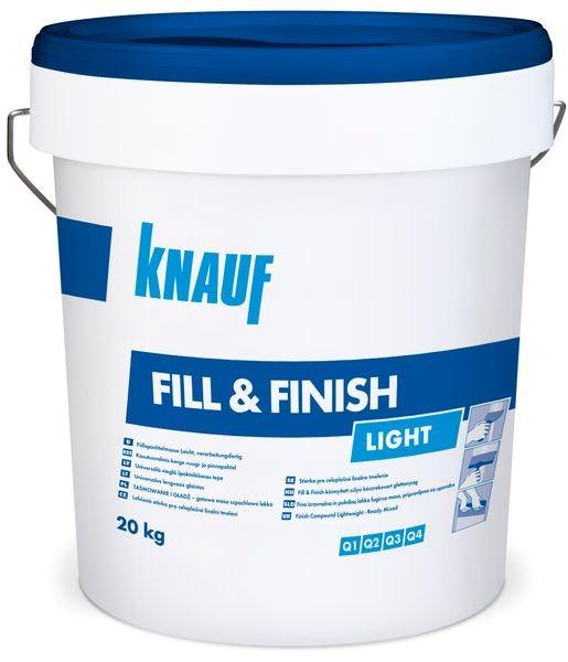 Knauf Fill & Finish Light 20 kg
