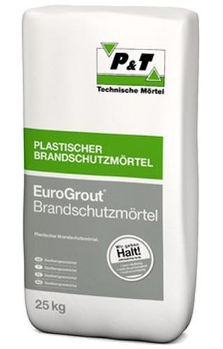 EuroGrout® Brandschutzmörtel 0-1 mm 25 kg