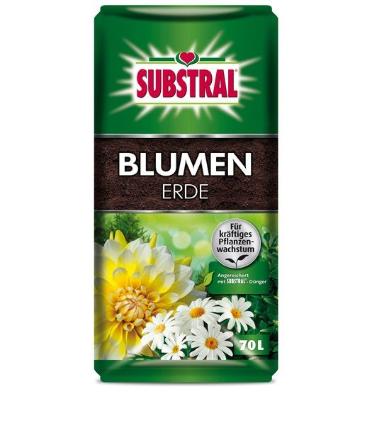 SUBSTRAL® Blumenerde 70 l