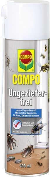 COMPO Ungeziefer-frei 400 ml