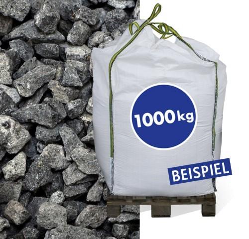 Basaltsplitt Eifelschwarz 11-22mm 1.000kg Big Bag