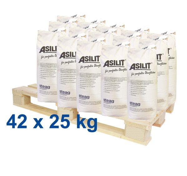 ASILIT Strahlmittel 0,09-0,25 mm 1050 kg