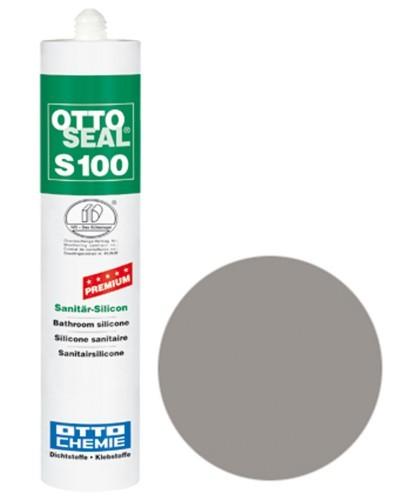 OTTOSEAL® S100 Premium-Sanitär-Silicon 300 ml - Basalt C1105