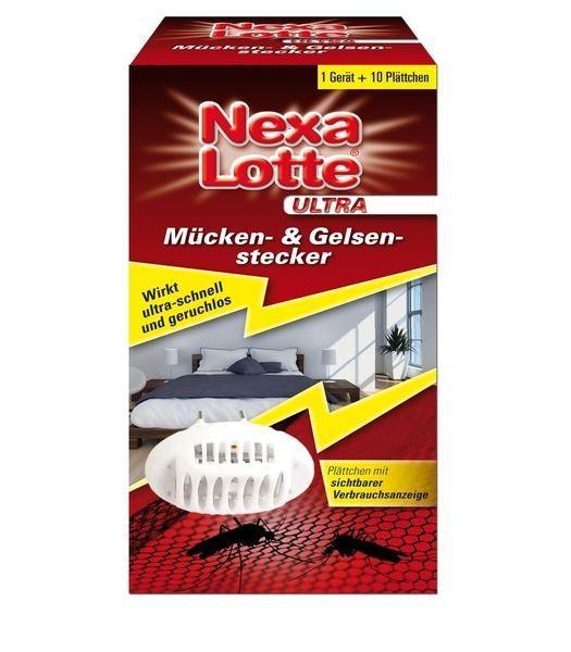 Nexa Lotte Ultra Mücken und Gelsenstecker