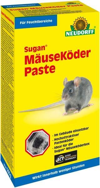 Neudorff® Sugan® MäuseKöder Paste 200 g