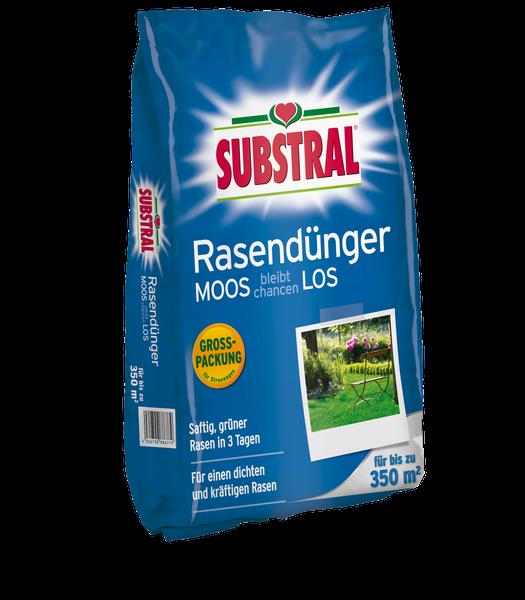 SUBSTRAL® Rasendünger MOOS bleibt chancenLOS 10,5 kg