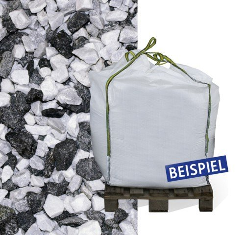 Marmorsplitt Icy Mix 8-16mm 600kg Big Bag