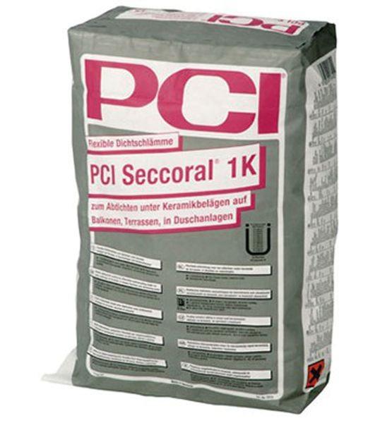 PCI SECCORAL 1K Flexible Dichtschlämme 15 kg
