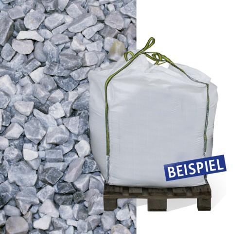 Marmorsplitt Ice Blue 8-16mm 600kg Big Bag