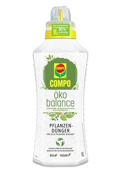 COMPO öko balance Pflanzendünger 1 l