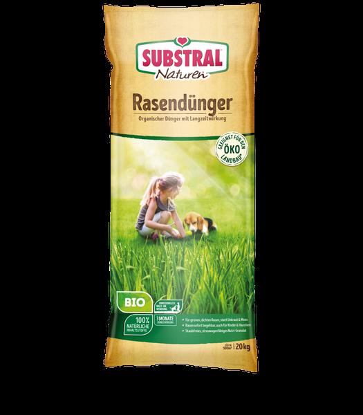 SUBSTRAL® NATUREN® Bio Rasendünger 20 kg