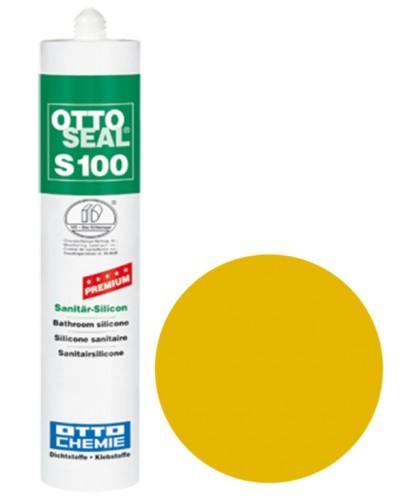 OTTOSEAL® S100 Premium-Sanitär-Silicon 300 ml - Curry C19