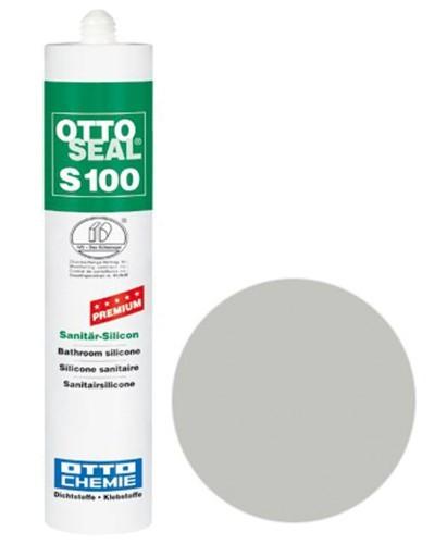 OTTOSEAL® S100 Premium-Sanitär-Silicon 300 ml - Sanitärgrau C18