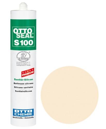 OTTOSEAL® S100 Premium-Sanitär-Silicon 300 ml - Natura C55