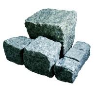 Granit Pflaster Portugal grau 7/9 cm Big Bag 1000 kg