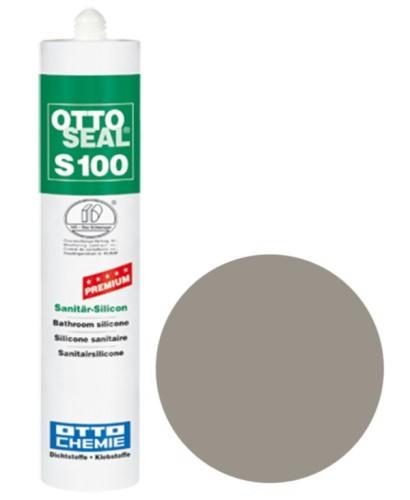 OTTOSEAL® S100 Premium-Sanitär-Silicon 300 ml - Seide C6778