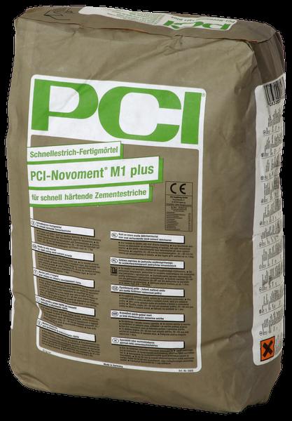 PCI Novoment® M1 plus Schnellestrich-Fertigmörtel 25 kg