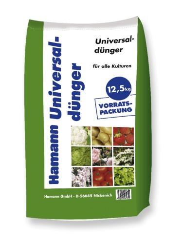 Universaldünger 12,5 kg Sack