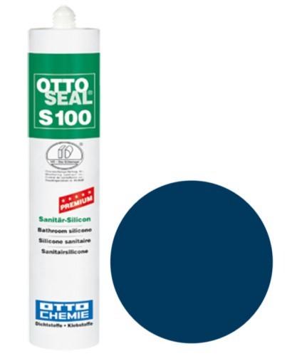 OTTOSEAL® S100 Premium-Sanitär-Silicon 300 ml - Sorrentoblau C42