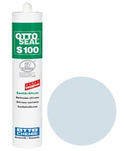 OTTOSEAL® S100 Premium-Sanitär-Silicon 300 ml - Crocusblau C753