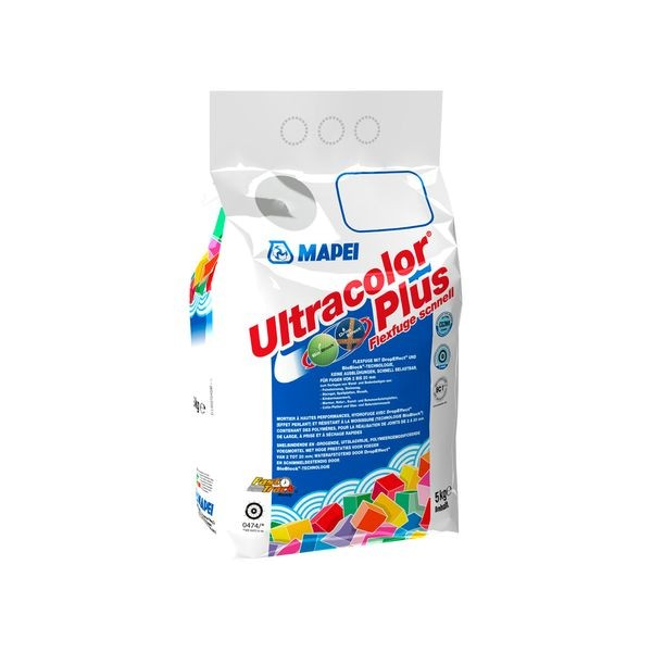 MAPEI Ultracolor Plus Fugenmörtel 5 kg - 114 Anthrazit