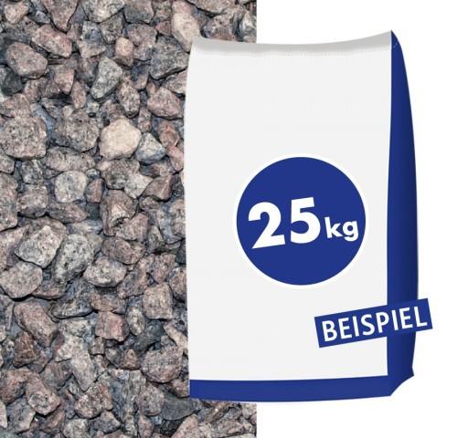 Granitsplitt Nordisch Rot 8-16mm 25kg Sack