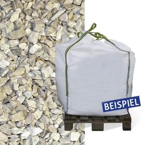 600kg Kalksteinbruch Yellow Sun 40-70mm Big Bag