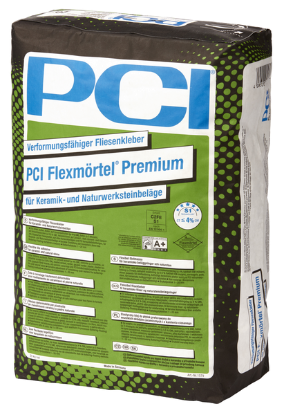 PCI Flexmörtel® Premium Fliesenkleber 20 kg