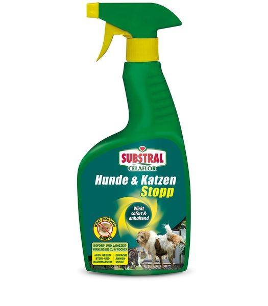 SUBSTRAL® CELAFLOR® Hunde & Katzen Stopp 500 ml