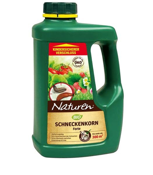 NATUREN® Bio Schneckenkorn Forte 950 g