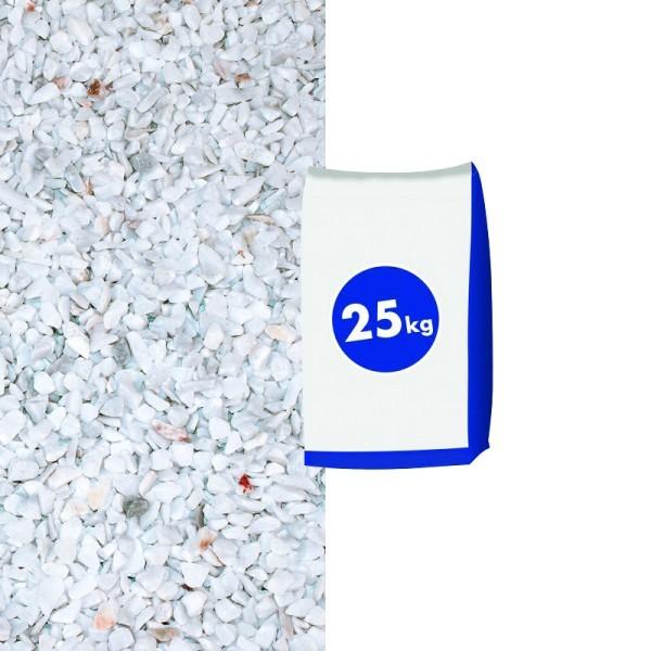 Hamann Marmorsplitt Carrara 5-8 mm 25 kg