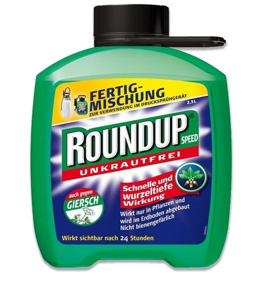 ROUNDUP® Speed Unkrautfrei Nachfüllpackung 2,5 l